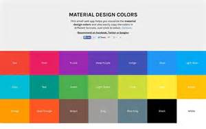less color 70 material design resources for android developers
