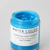 water color hydrating hair color mask outfitters water color hydrating from outfitters