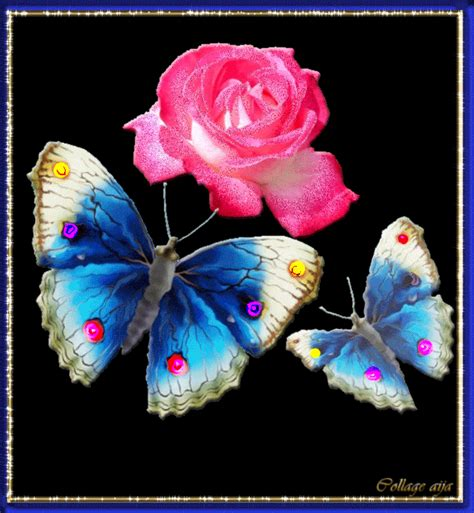 imagenes de mariposas en movimiento de amor roses glitters images page 4