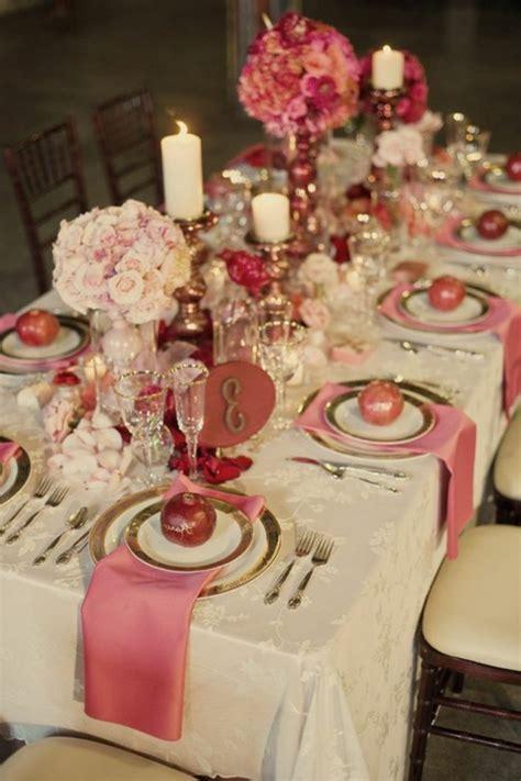 Hochzeitsdeko Ausgefallen by 77 Originelle Beispiele F 252 R Ausgefallene Tischdeko