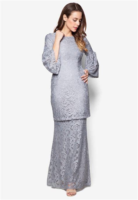 Lace Pada Baju Kurung Pahang baju kurung moden lace vercato nora shopperboard