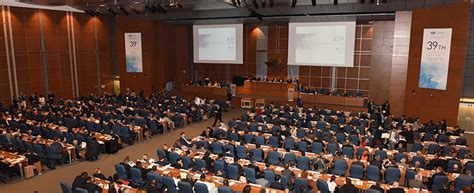 new year council icao assembly elects new council for three year term