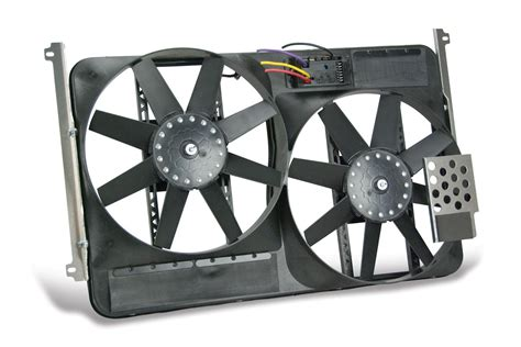 variable speed fan flex a lite automotive direct fit dual electric fan system