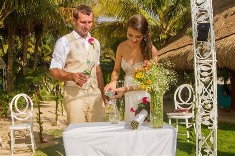 Wedding Ceremony Minister by Wedding Ministers In Cancun Promisses Spiritual Ceremonies