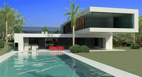 Shotgun House Floor Plans by Moderne Villas En Vastgoed Te Koop In Marbella Spanje