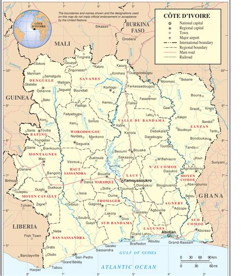 consolato costa d avorio torino costa d avorio africa occidentale africa paesi