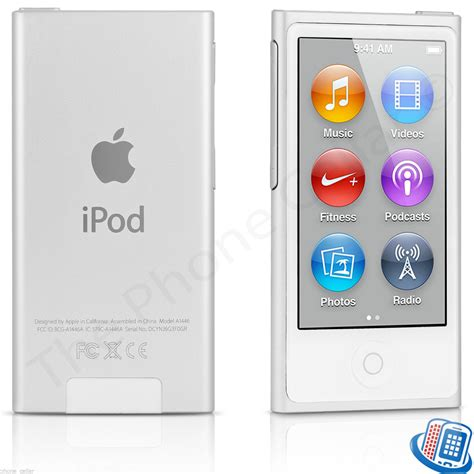 Tunewear Softshell For Ipod Nano 7th And 8th Generation Free Tunefil apple ipod nano 8th generation silver 16gb bluetooth touch mkn22ll a ebay