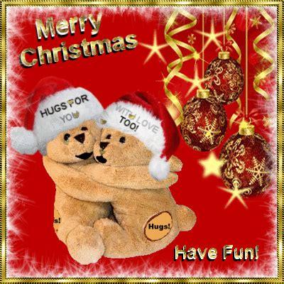 christmas hugs love  hugs ecards greeting cards