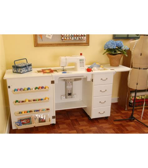 norma jean white sewing cabinet jo