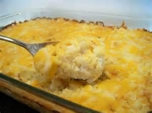 fabulous easy potato casserole side dish recipe