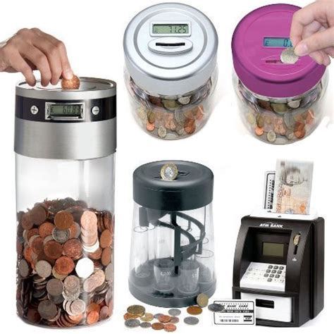 coin counter ebay digital coin counter lcd display jumbo jar sorter money box counts coins ebay