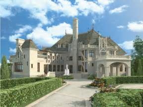 House Plans For Mansions by Chateau House Plan With 7394 Square Feet And 3 Bedrooms