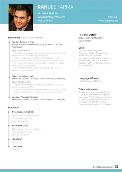 best of contoh format resume new unique resume template bahasa