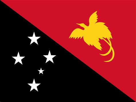 papua new guinea papua new guinea flags of countries
