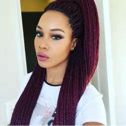 of color twist hairstyles 25 best ideas about colored senegalese twist on pinterest