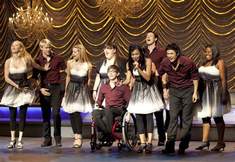 sectionals season 3 glee new directions gleeks united