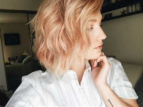 beach wave hairstyles for medium hair 40 beachy waves short hair short hairstyles 2017 2018