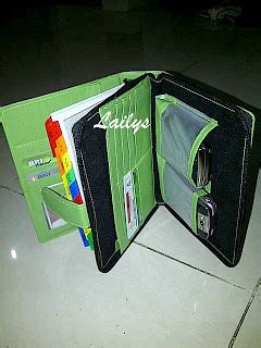 Binder Costum Hpo Dompet Tempat Hp in the beginning my second product of persit kck