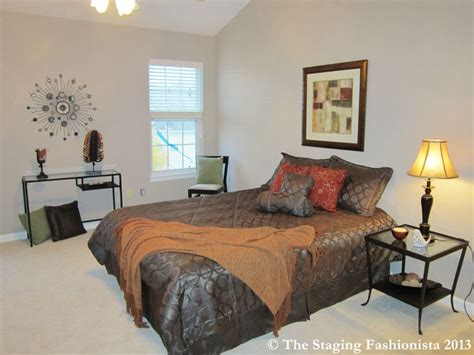 staged bedrooms staged master bedroom sold in 4 days home staging ideas