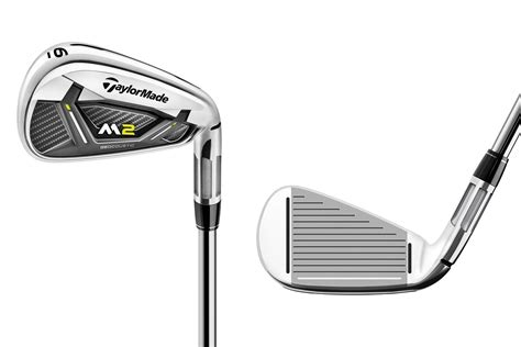 Taylormade M2 taylormade reveal new 2017 m2 irons today s golfer