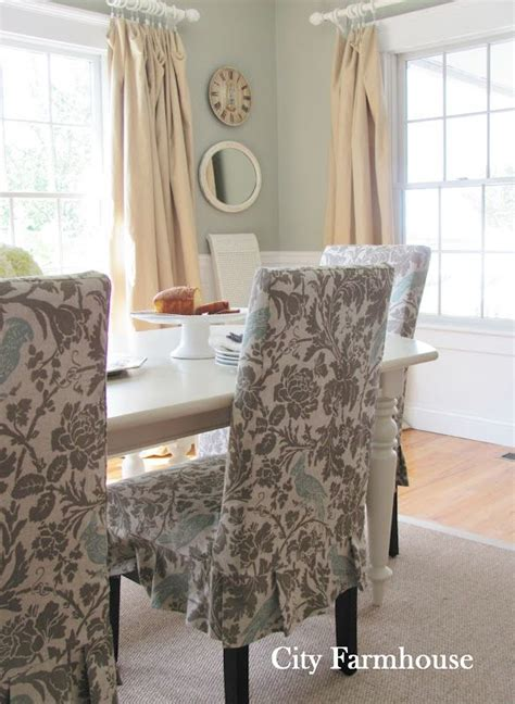 dining room chair cover images  pinterest