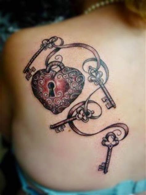 key to my heart tattoo designs 32 beautiful lock and key ideas for you