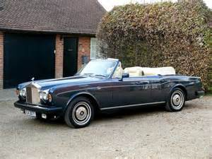 Rolls Royce Corniche For Sale 1982 Rolls Royce Corniche Convertible For Sale On Car And