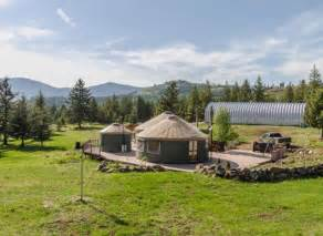 Yurt House Pin By Katie Helling On Let S Get A House Pinterest