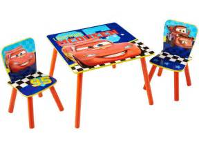 mobilier enfant table 2 chaises cars vente de chaise
