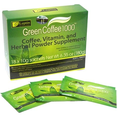 Leptin Green Coffee 1000 leptin green coffee 1000 gamecock apparel and supplies