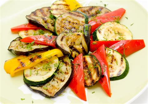 vegetables on the grill best grilled veggies