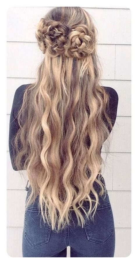 graduation hairstyles for long hair with cap shortion hairstyles long for hair half up down natural