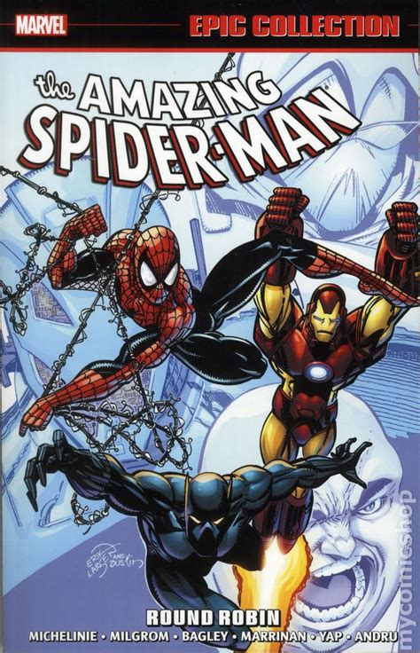amazing spider man epic collection comic books in marvel epic collection