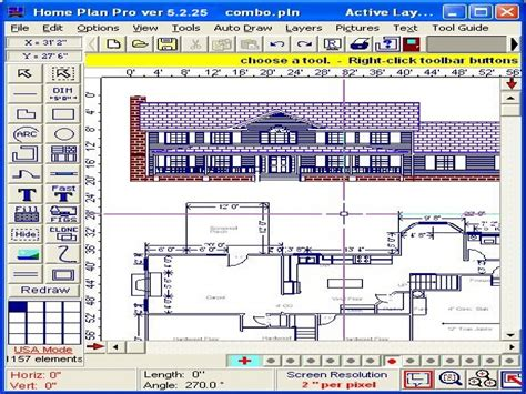 home design software with blueprints simple house plans to build house plan design software