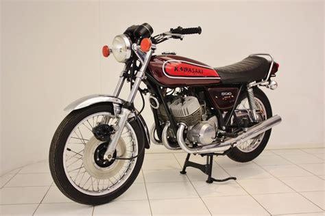 Kawasaki 2 Takt Motorrad by Kawasaki 500 Mach Iii H1 E 2 Takt 1976 Catawiki