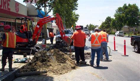 Municipal Plumbing by E L Plumbing Rooter Inc La Verne California Proview