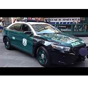 Exclusive Video Of A Brand New 2014 Ford Taurus Police