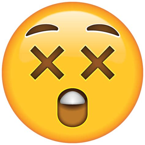 astonished face emoji icon emoji island
