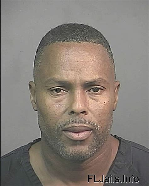 Florida Arrest Records Brevard County Albert Leroy Thompson Arrest Mugshot Brevard County Florida 07 07 10