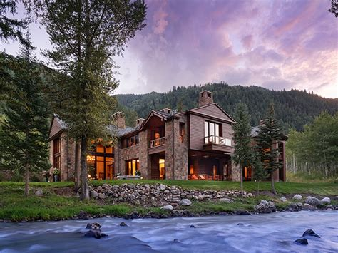New Notable Luxury Properties For Sale August 2015 Luxury Homes For Sale In Aspen Colorado