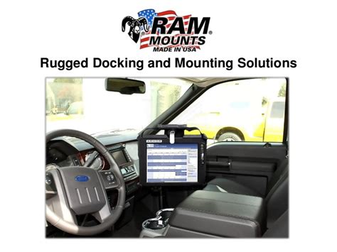 rugged solutions ram mounts rugged and mounting solutions from wav