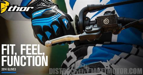 Wcd4 Glove Sarung Tangan Thor jual jaket motor dan jaket touring distributor