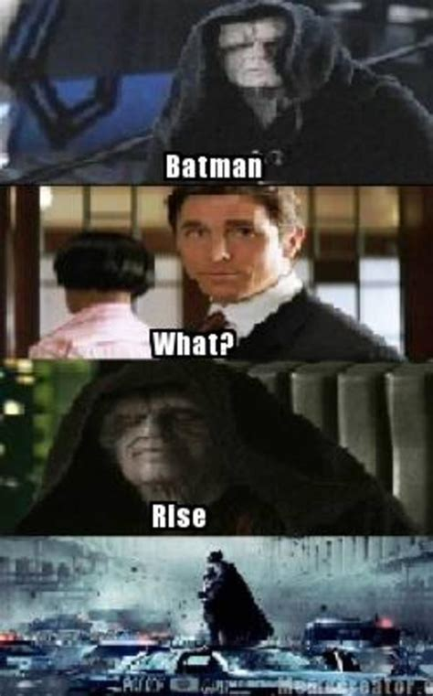 The Darkness Meme - how the dark knight rises batman know your meme