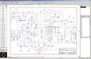 schema electrique logiciel