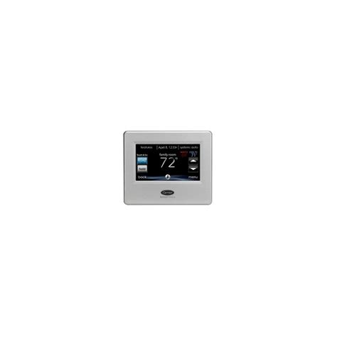 thermostat carrier infinity 174 touch avec acc 232 s 224 distance