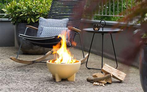 feuerschale aus keramik feuerschale denk keramik