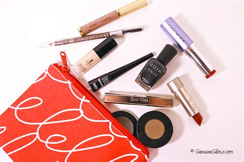 Whats In Your Make Up Bag 1 by What S In My Makeup Bag 5 Genuine Glow