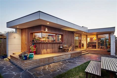 house extension layout ideas eco house extension northcote scandinavian deck