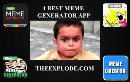 Best Meme Apps - top 4 best meme app in 2017 which will express your views