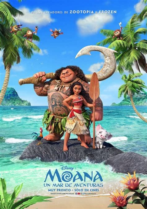 film moana disney streaming vf moana teaser trailer